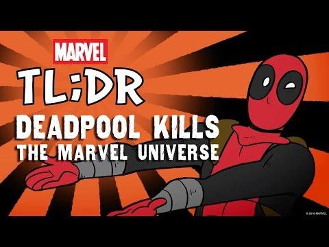 What is Deadpool Kills the Marvel Universe? - Marvel TL;DR