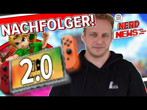 Nintendo arbeitet offiziell an der nächsten Konsole! - NerdNews