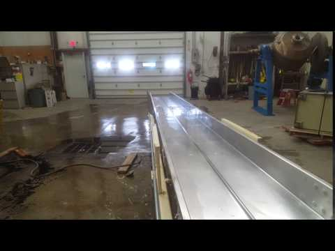 """Used Cardwell Vib-o-vey 24""""W X 26'-9"""" Stainless Steel Vibrating Shaker Conveyor"""