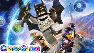 #LEGO #Dimensions Complete Walkthrough 6 Hour - Game For Children