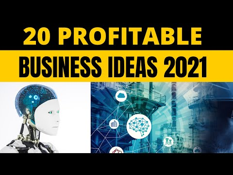 20 Profitable Business Ideas to Start a Business in 2021