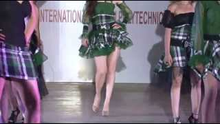 Best Fashion Show in Delhi 2013 by International Women Polytechnic