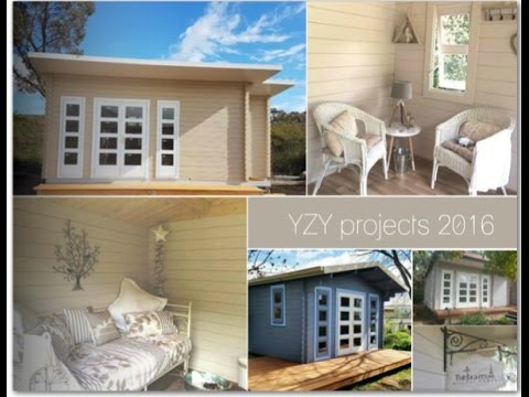 Backyard cabins and granny flats | YZY Projects 2016