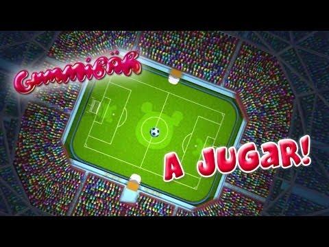 Gummy Bear - A Jugar! - World Cup Soccer/Football Song