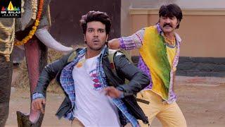 Govindudu Andarivaadele Movie Scenes | Ram Charan Saves Kid | Latest Telugu Scenes @SriBalajiMovies - SRIBALAJIMOVIES