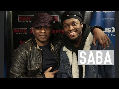 Saba on 'Care For Me' and Freestyles on Sway In The Morning
