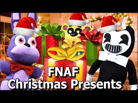 connectYoutube - FNAF Plush Episode 125 - Opening Christmas Presents
