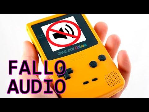 Game Boy Color sin sonido | No suena | Suena mal