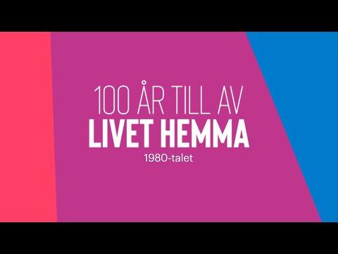 100 år till – Livet hemma på 80-talet