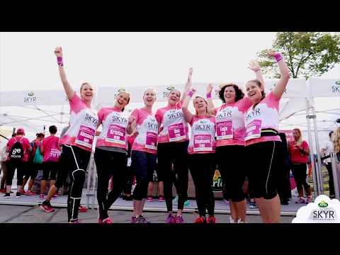 Das war der Women's Run 2017 – mit Arla Skyr