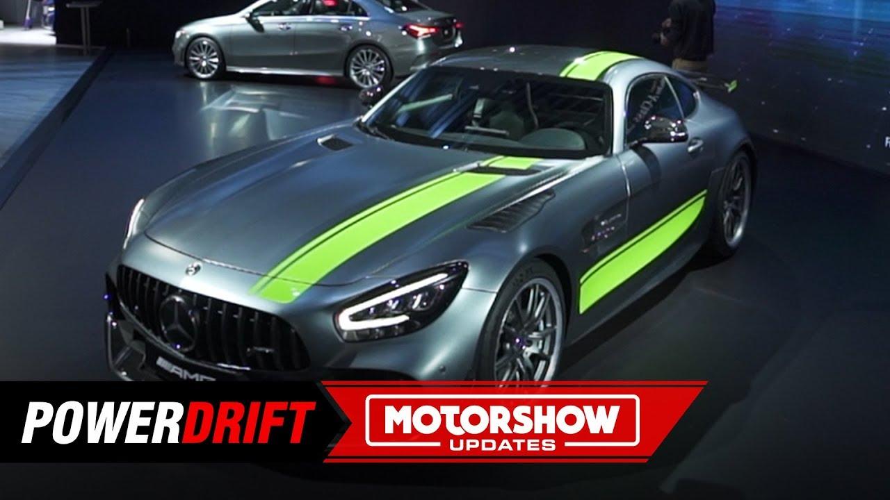 2020 Mercedes AMG GT R Pro : Beast on steroids : 2018 LA Auto Show : PowerDrift
