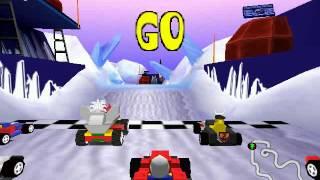 LEGO Racers (PC) Walkthrough | Circuit Race #2: King Kahuka