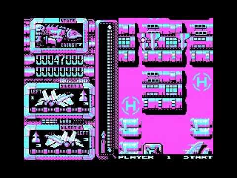 Silent Shadow (Topo Soft 1988-1991) - PC DOS (CGA)