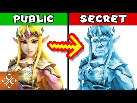 10 DARK SECRETS About Zelda Nintendo Tried To Hide