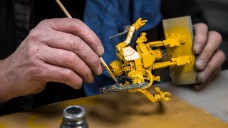 Adam Savage's One Day Builds: Kit-Bashing a Robot!