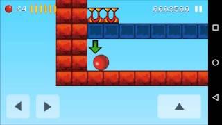 Bounce original level 3 walkthrough