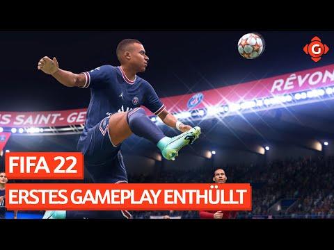 FIFA 22: Trailer, Gameplay & Release-Termin! The Witcher 3: Next-Gen-Update | GW-News 12.07.21