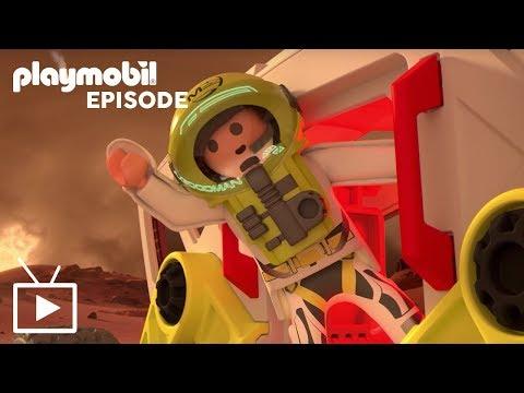 PLAYMOBIL Mars-mission - Episode 5 (Dansk)