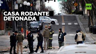 En Nashville podrían usar el ADN de la madre del sospechoso para probar tesis de atentado suicida