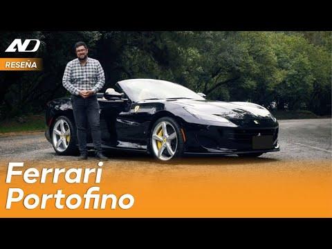 Ferrari Portofino - Tu puerta de entrada a la leyenda italiana | Reseña
