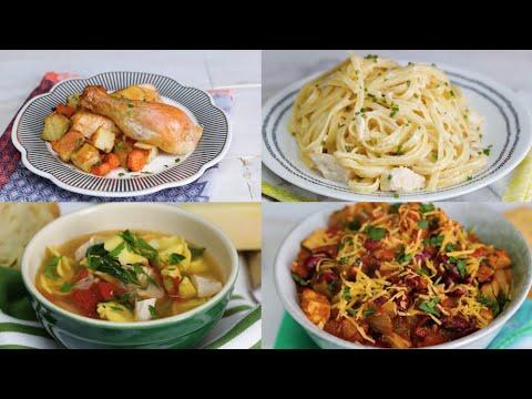 1 Chicken, 5 Easy Dinner Recipes! | Tastemade