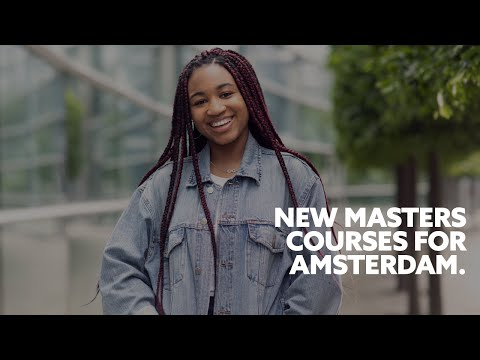 New Masters Courses | Northumbria University, Amsterdam