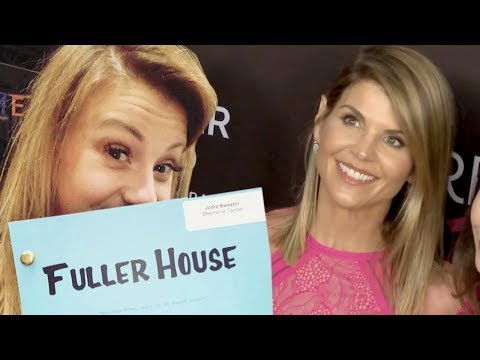 Fuller House Cast Returns to Work Amid Lori Loughlin Scandal
