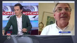 Senador Moreira por proyecto para elegir orden de apellidos: