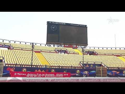 شاهد الملعب الذي سيحتضن مباريات المنتخب الوطني