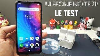 vidéo test Ulefone Note 7 par Espritnewgen
