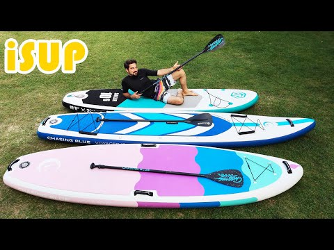 Nuovo Outdoor Master VOYAGER iSUP BOARD  …