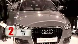 Top Five cars that impressed the masses at Auto Expo 2012
