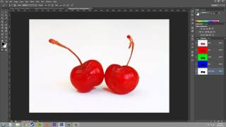 Photoshop CS6 Tutorial - 152 - Editing Selections in Quick Mask Mode