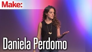 Daniela Perdomo: MakerCon New York 2014