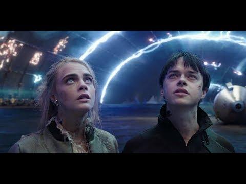 Valerian y la ciudad de los mil planetas - Trailer final español (HD)