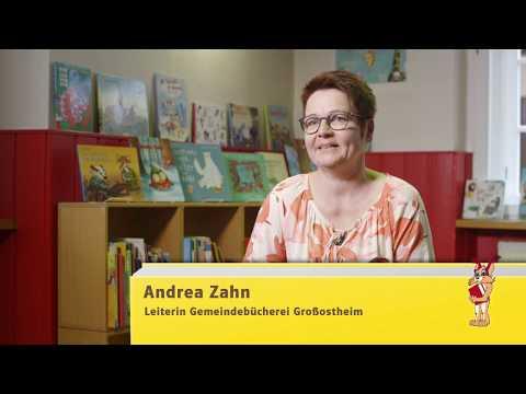 Kinderbibliothekspreis 2019: Gemeindebücherei Großostheim (Landkreis Aschaffenburg)