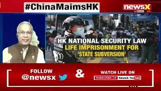 China Crushes Hong Kong, Time for Anti-China Alliance? |NewsX - NEWSXLIVE