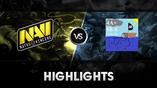 Highlights from Na'Vi vs 4ASC @Starseries XI