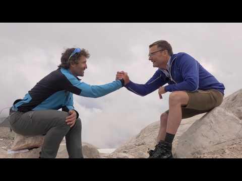 echtweißblau-Tour: Gipfeltalk