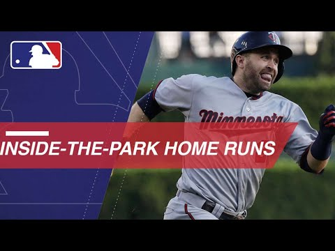 All of 2017's inside-the-park home runs