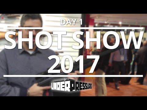 Shot Show 2017: Day 1