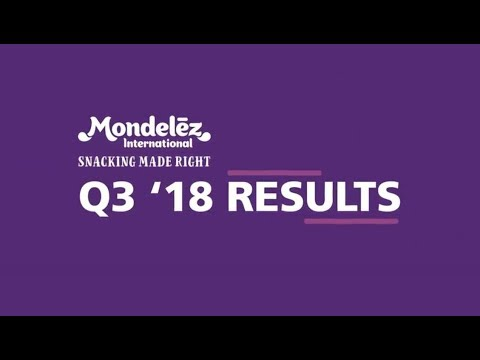 Reporting third quarter 2018 earnings: Solid results with continued top-line momentum