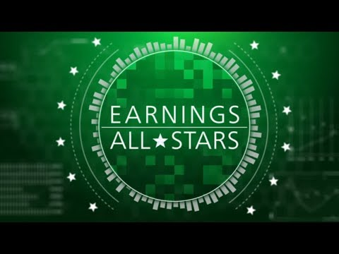 This Week's Most Spectacular Earnings Charts