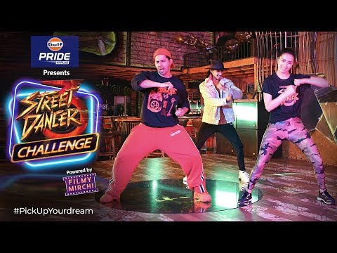 Street Dancer 3D Challenge Winner Video | Varun Dhawan, Shraddha Kapoor | Sandy | In Cinemas Now