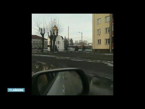 Giftige zwarte sneeuw in Rusland  - RTL NIEUWS