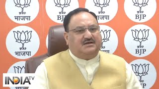First year of NDA 2.0 was filled with accomplishments, unimaginable challenges: JP Nadda - INDIATV