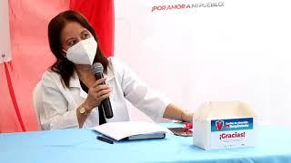Realizan mejoras en el centro de atención respiratorio de San Pedro Carchá, Alta Verapaz