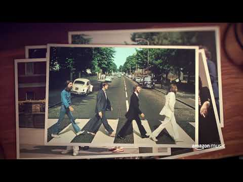 """amazon.co.uk & Amazon Promo Codes video: A Voice Is All You Need: The Beatles, """"Come together"""" for Amazon Music"""