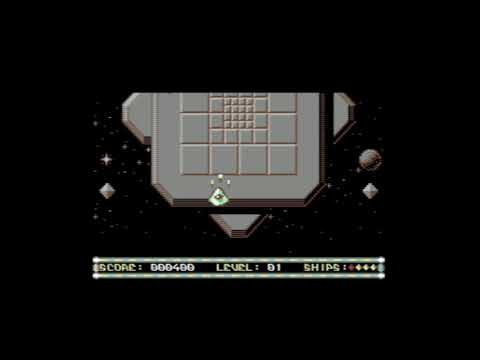 Cruiser-X 79 WIP Preview 26/05/2020 [Commodore 64]