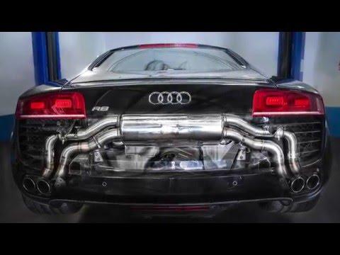 Audi R8 4.2 V8 420 hp BR-Performance